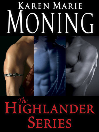The Highlander Series 7-Book Bundle by
