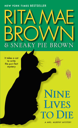 Nine Lives to Die book cover