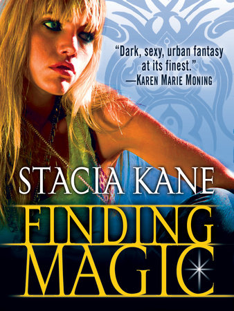 Finding Magic (Novella) by Stacia Kane