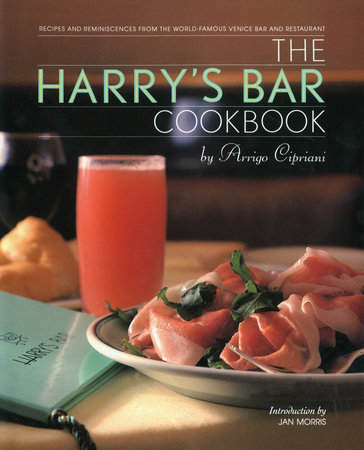 Harry's Bar Cookbook