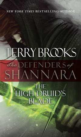 The High Druid's Blade by