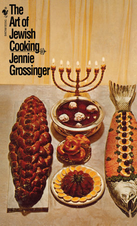 The Art of Jewish Cooking by