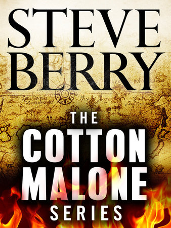 The Cotton Malone Series 7-Book Bundle