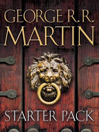 George R. R. Martin Starter Pack 4-Book Bundle