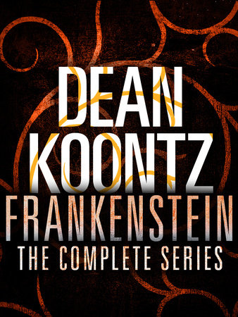 The Frankenstein Series 5-Book Bundle by