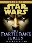 Darth Bane: Star Wars 3-Book Bundle