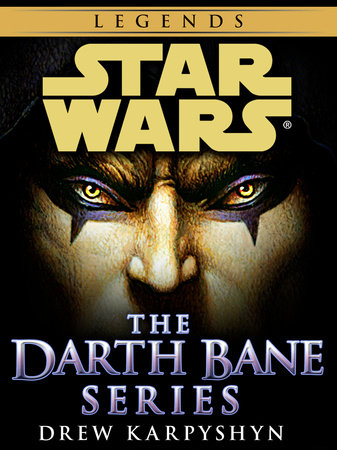 Darth Bane: Star Wars Legends 3-Book Bundle