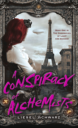 A Conspiracy of Alchemists by