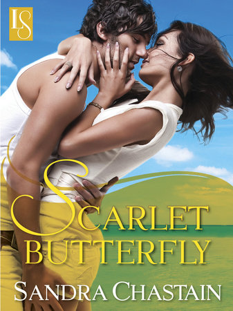 Scarlet Butterfly by