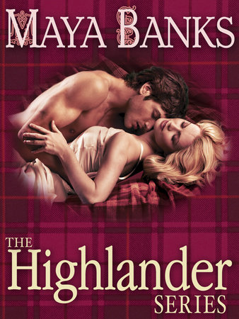 The Highlander Series 3-Book Bundle by