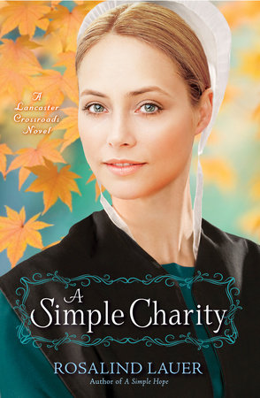 A Simple Charity by Rosalind Lauer