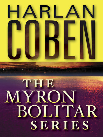 The Myron Bolitar Series 7-Book Bundle by