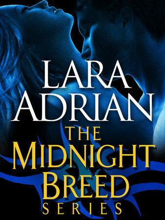 The Midnight Breed Series 10-Book Bundle by