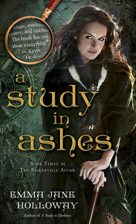 A Study in Ashes by