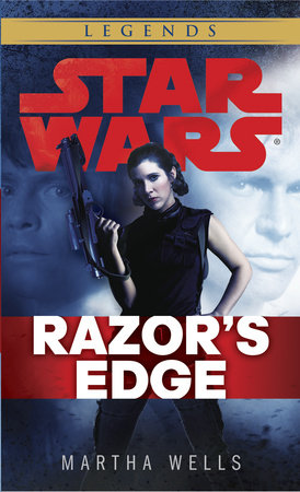 Razor's Edge: Star Wars by Martha Wells