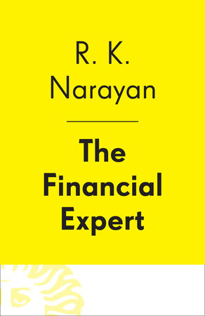 The Financial Expert by R. K. Narayan