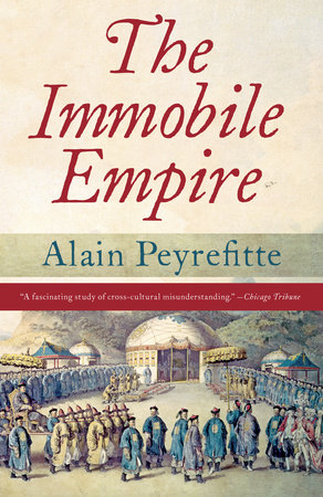 The Immobile Empire by