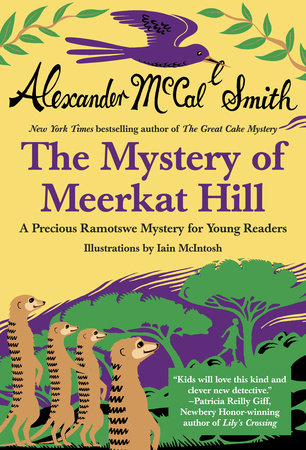 Mystery of Meerkat Hill by