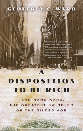 A Disposition to Be Rich by