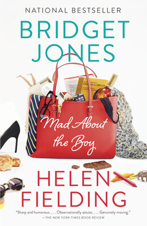 Bridget Jones: Mad About the Boy book cover