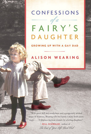 Confessions of a Fairy's Daughter by Alison Wearing