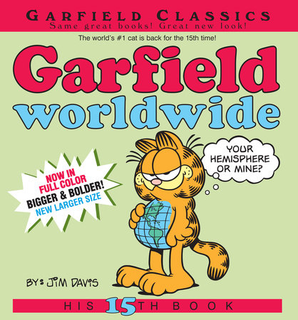 Garfield Worldwide by Jim Davis