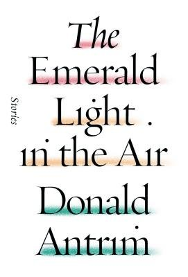 Cover art for The Emerald Light in the Air