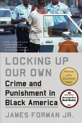 Cover of Locking Up Our Own: Crime and Punishment in Black America