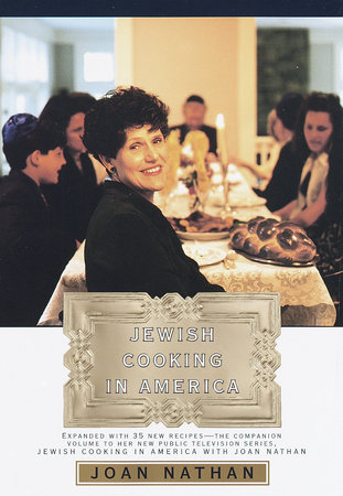 Jewish Cooking in America by