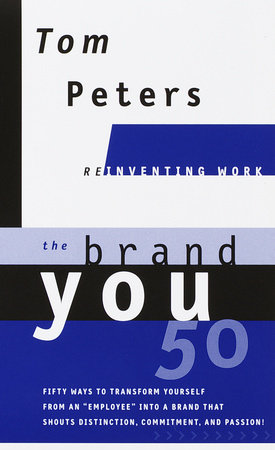 The Brand You50 (Reinventing Work) by