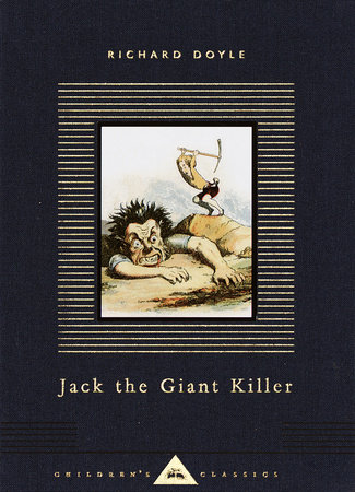 Jack the Giant Killer by Richard Doyle