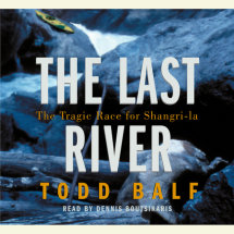 The Last River Cover