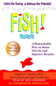 Fish! Cover