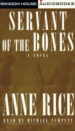 Servant of the Bones by