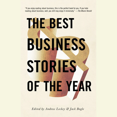 The Best Business Stories of the Year 2001 by