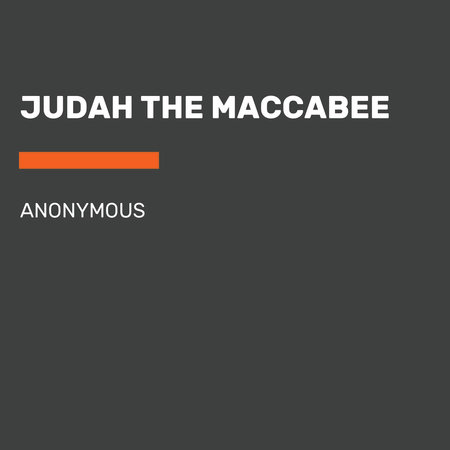 Judah the Macabee by
