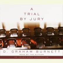 A Trial by Jury Cover