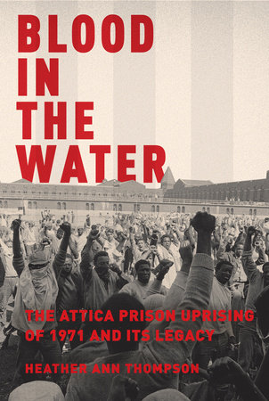 Cover art for Blood in the Water