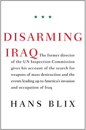 Disarming Iraq by