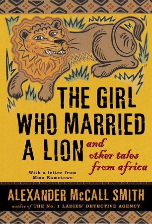 The Girl Who Married a Lion by