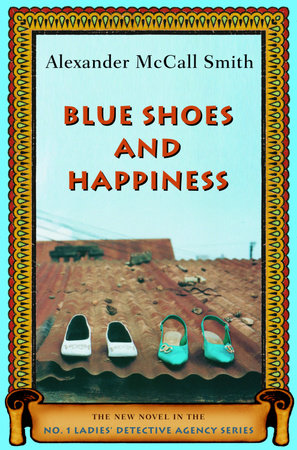 Blue Shoes and Happiness by