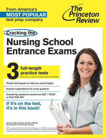 Cracking the Nursing School Entrance Exams by