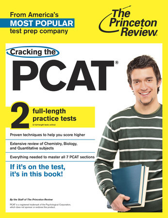 Cracking the PCAT by Princeton Review