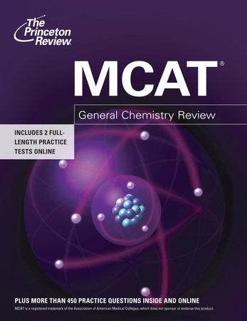 MCAT General Chemistry Review by