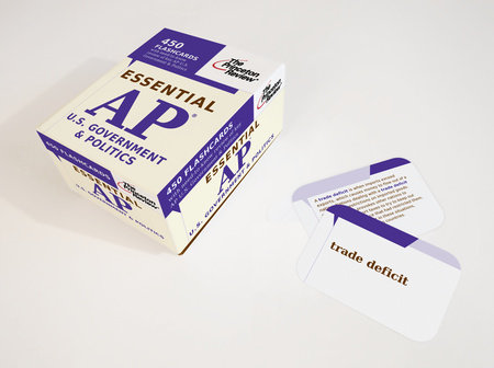 Essential AP U.S. Government & Politics (flashcards) by