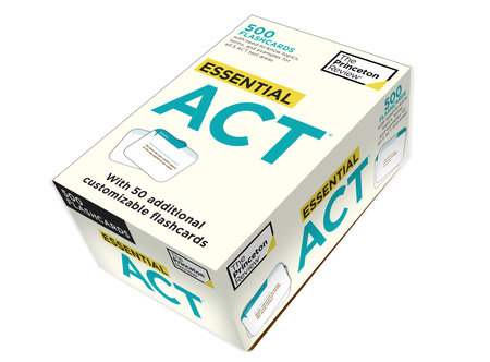 Essential ACT (flashcards) by