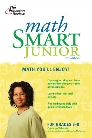Math Smart Junior, 3rd Edition by Princeton Review