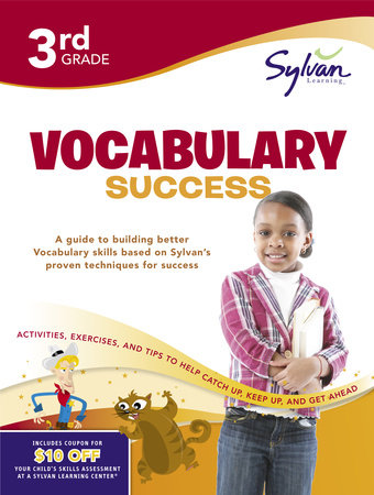 Third Grade Vocabulary Success (Sylvan Workbooks) by