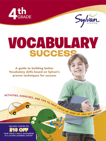 Fourth Grade Vocabulary Success (Sylvan Workbooks) by