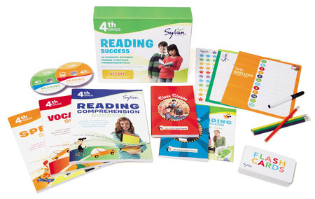 Fourth Grade Reading Success: Complete Learning Kit by